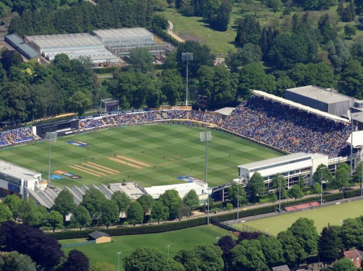 World Cup cricket returns to Cardiff