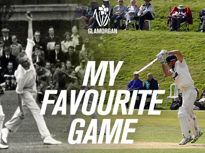 My Favourite Game - Alun Rhys Chivers