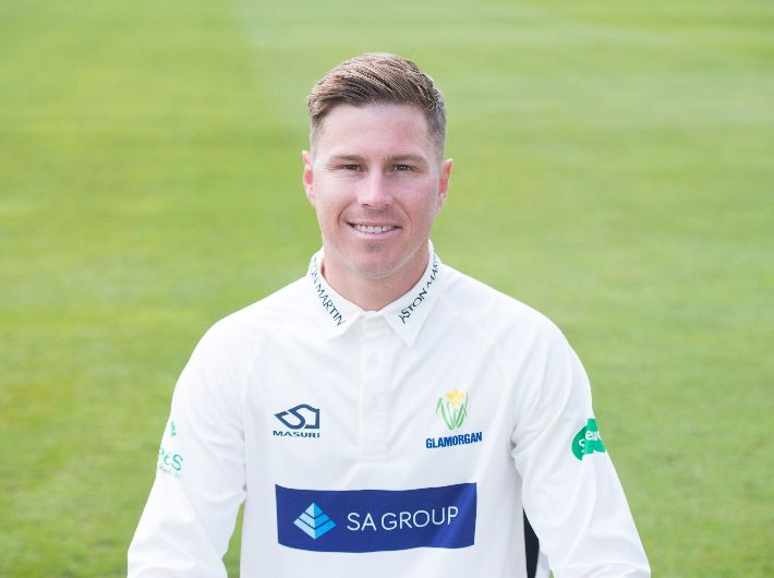 Tom Cullen hoping to make positive contributions to Glamorgan cause