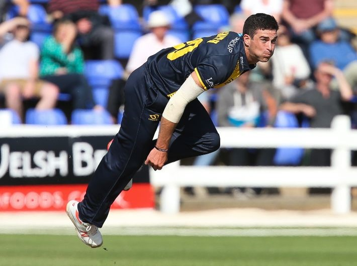 Smith extends contract with Glamorgan