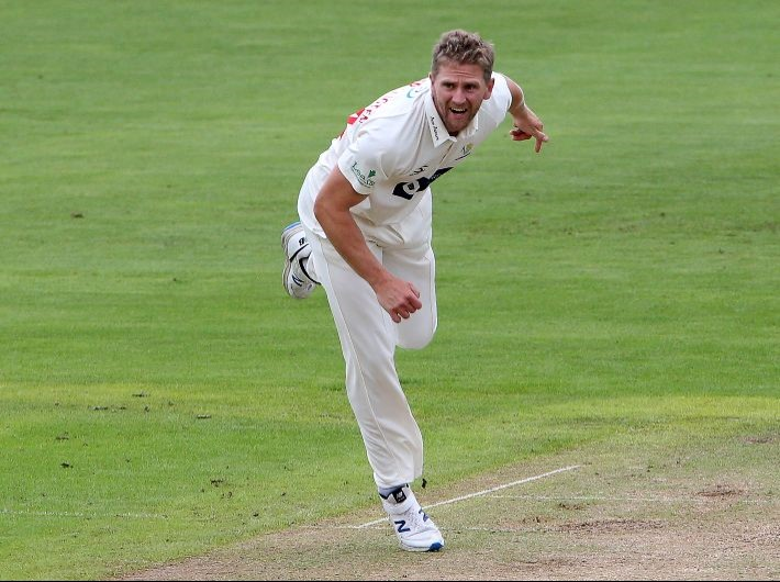 In the last session we bowled really well - van der Gugten