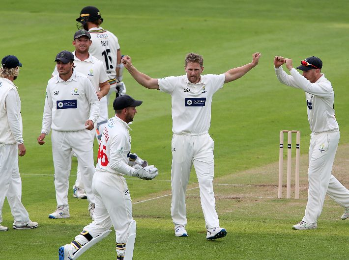 13-man squad named to face Warwickshire