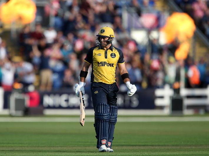 A message from Colin Ingram
