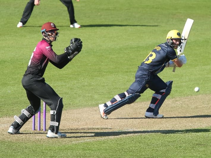 Royal London Cup fixture against Somerset rescheduled