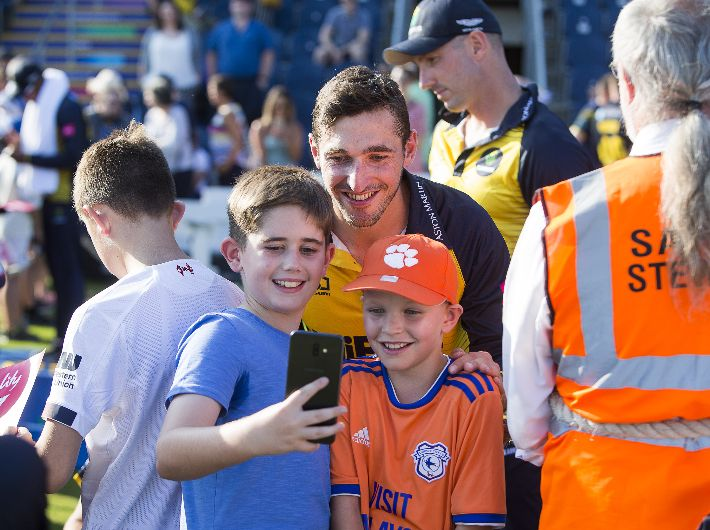 Glamorgan introduce free T20 tickets for children
