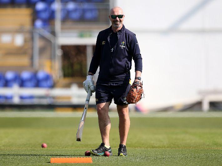 Matt Maynard appointed as Glamorgan head coach