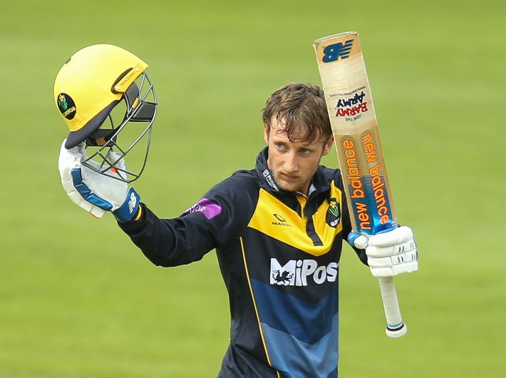 Billy Root signs contract extension