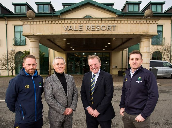 The Vale Resort re-sign with Glamorgan