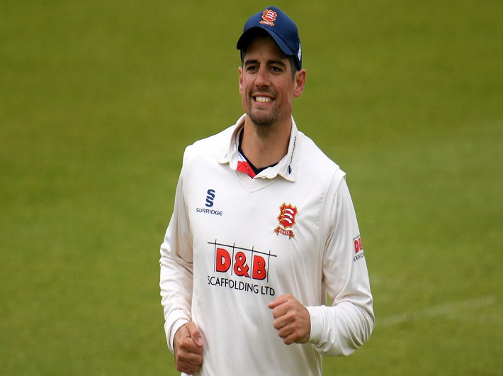 Q&A with Sir Alastair Cook
