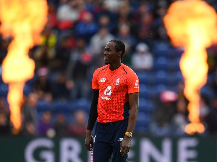 England name ICC Men's Cricket World Cup Squad