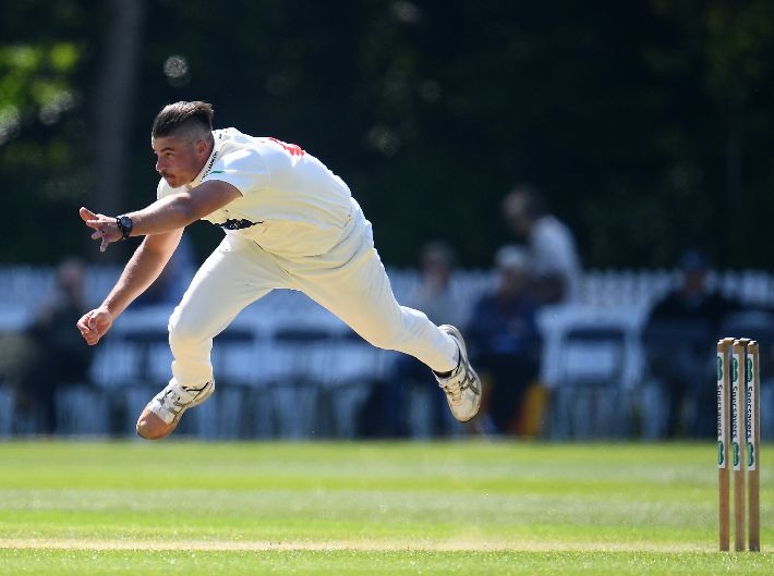 12-man squad named for Middlesex match-up