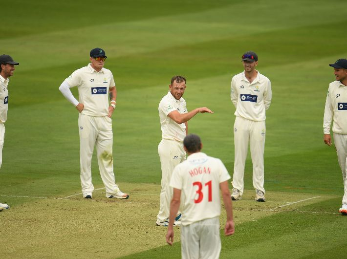 All the bowlers put in decent spells - Wagg