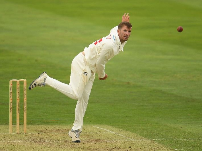 Bull and Brown released by Glamorgan