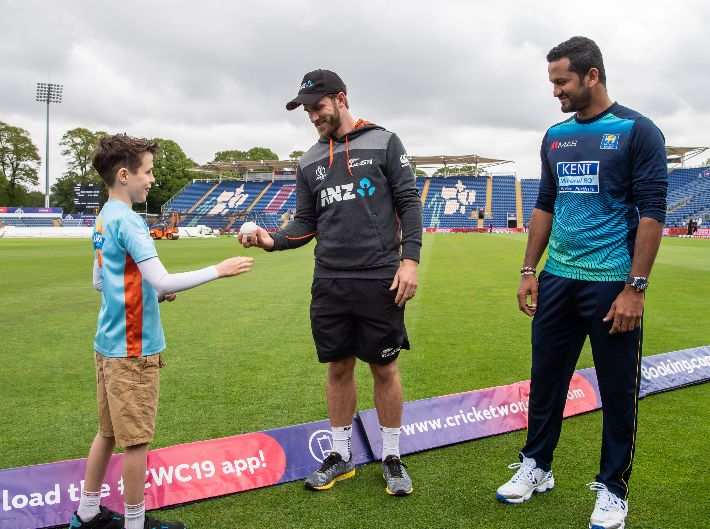 Cardiff kicks off ICC Men