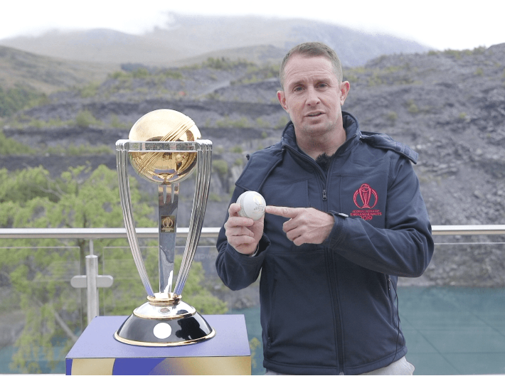 Shane Williams to welcome the ICC Men