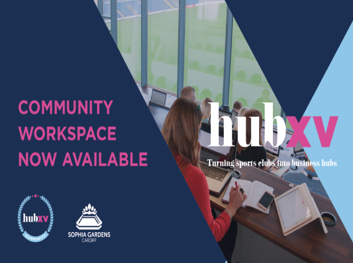 HUB XV is now open at Glamorgan