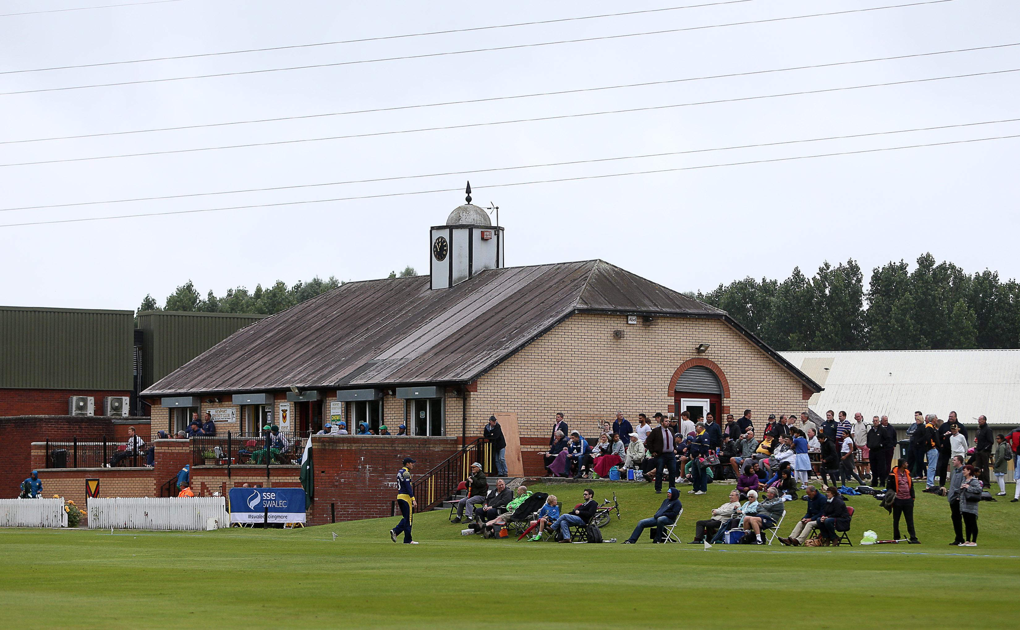 Newport Cricket Club, Spytty Park